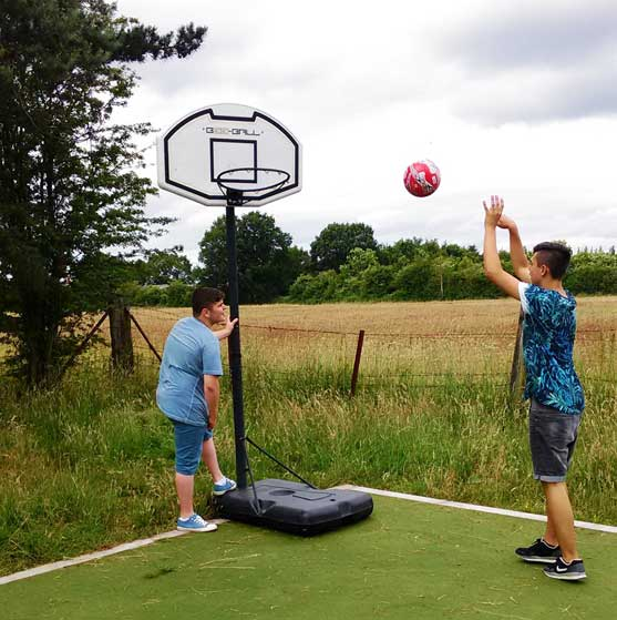 Northleigh House School basketball